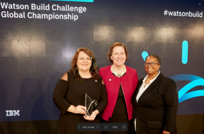Kilroy Blockchain Named North America IBM Watson Build Regional Champion