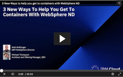 IBM WebSphere® Application Server (WAS)
