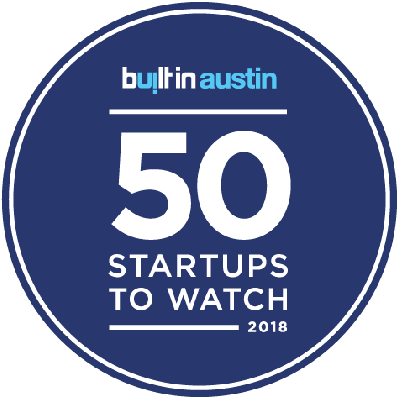 Kilroy Blockchain Selected as a Built in Austin 2018 Startup to Watch!